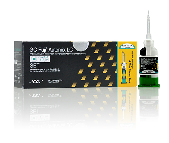Bioactive Restoratives Microsite - FAQ Section GCFALC Packshot Image